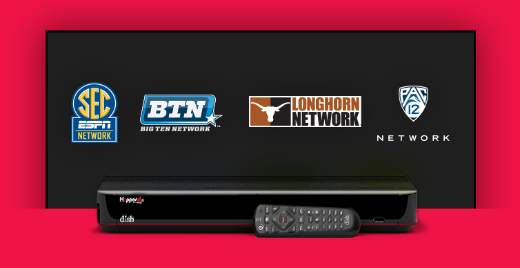 DISH College Sports TV Packages - Slayton, Minnesota - Tom's Satellite Service Plus - DISH Authorized Retailer