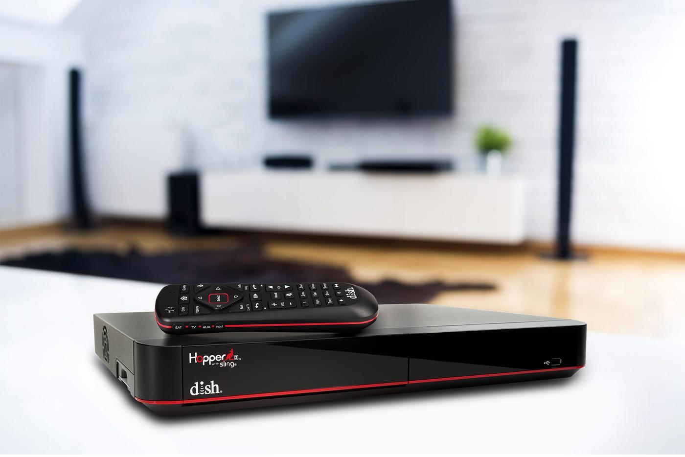 The Hopper - DVR with 4K ultra HD resolution  - Slayton, Minnesota - Tom's Satellite Service Plus - DISH Authorized Retailer