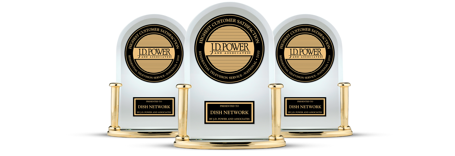 DISH Customer Satisfaction - Ranked #1 by JD Power - Tom's Satellite Service Plus in Slayton, Minnesota - DISH Authorized Retailer